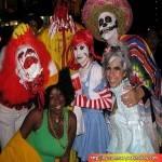 Greenwich Village Halloween Parade 2021