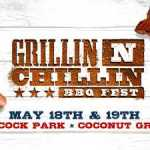 Grillin N Chillin BBQ Fest at Peacock Park in Miami - May 2019 2020