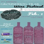 Groundhog Wine Trail Wine Festival 2018