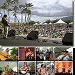 Hawaiian Slack Key Guitar Festival Kona Style 2016