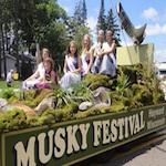 Hayward Musky Festival 2021