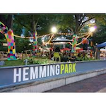 Hemming Park GreenMarket 2017