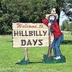 Hillbilly Days Festival 2017