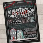 Holiday Boutique Craft Show 2019