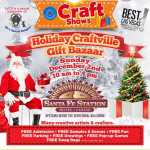 Holiday Craftville Gift Bazaar 2019