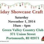 Holiday Showcase Craft Fair 2019