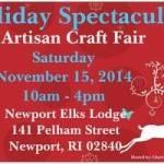 Holiday Spectacular Artisan Craft Fair 2019