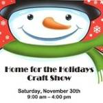 Home For the Holidays Craft Fair 2019