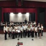 Honor Band and Choir Festival Concert 2019