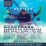 Horizon Festival Europe's Greatest Ski Party 2019