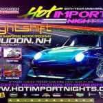 Hot Import Nights + Night Shift New Hampshire 2018
