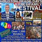 Houston Trade Days and Free Family Festival 2016