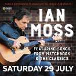IAN MOSS Live @ The Astor 2017