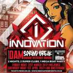 Innovation Dam Spring Break 2020