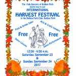International Harvest Festival 2020