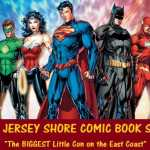 Jersey Shore Comics and Crafts Show 2018