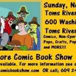 Jersey Shore Winter Comic Book Show 2020
