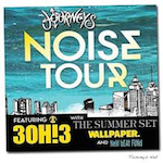 Journey's Noise Tour 2017