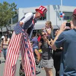 July 4th Festival of Family Fun at Jack London Square 2020