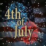 July 4th Festivities and Fireworks 2019