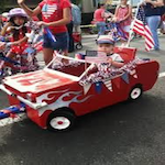 July Fourth Children's Parade 2019