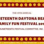 Juneteenth Festival, Daytona Beach 2022