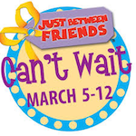 Just Between Friends Kids Spring Sale 2020