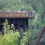 Kinzua Bridge State Park Fall Festival 2016
