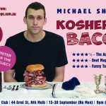 Kosher Bacon at Melbourne Fringe Festival 2018
