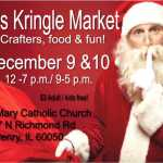 Kris Kringle Market 2017 2019