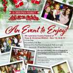 Lawrence County Festival of Trees & Christmas Market 2019