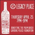 Legacy Place Food and Wine Festival 2019