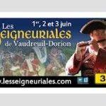 Les Seigneuriales de Vaudreuil Dorion 2019