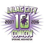 Lilac City Comicon 2020