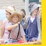 Little Cousin Jasper Festival in Rensselaer. 2019