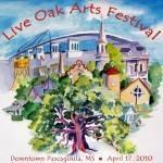 Live Oak Arts Festival 2019