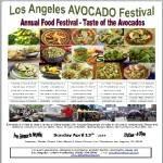 Los Angeles AVOCADO Festival 2019