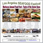 Los Angeles SEAFOOD Festival 2018