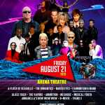 Lost 80's Live at the Arena Theatre 2020