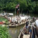 Lynchburg Launch of the James River Batteau Festival 2021