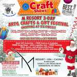 M Resort 3-Day Arts, Crafts, & Gift Festival 2019