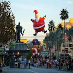 Macy's Holiday Parade at Universal Studios 2018