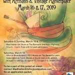 MAD HATTER ARTS FESTIVAL with Artisan & VIntage Market Place 2020