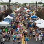 Maple Shade Sidewalk Sale & Festival with Car Show 2021