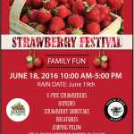Marini Farm Strawberry Festival 2018