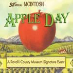 McIntosh Apple Day 2020