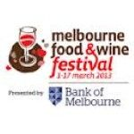Melbourne Food and Wine Festival 2020