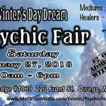 Mid-Winter's Day Dream Psychic Fair 2020