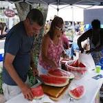 Monticello and Jefferson Watermelon Festival 2017