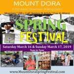 Mount Dora Spring Festival 2019